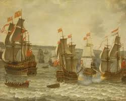 Le XVIIe siècle les guerres commerciales - Le XVIIe siècle : les guerres commerciales