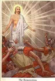 Le choc de la Résurrection de Jésus - Le choc de la Résurrection de Jésus