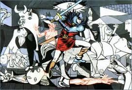 Les mouvement dans la peinture Equipo cronica - Les mouvement dans la peinture : Equipo cronica