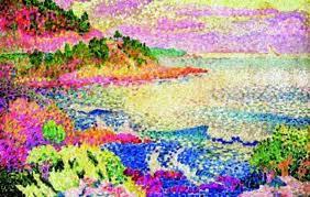 Les mouvements dans la peinture Néo impressionnisme - Les mouvements dans la peinture :  Néo-impressionnisme