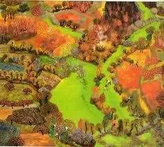 Les mouvements dans la peinture Naïfs - Les mouvements dans la peinture :  Naïfs