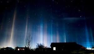 Light Pillars 300x175 - Piliers de lumières colorés