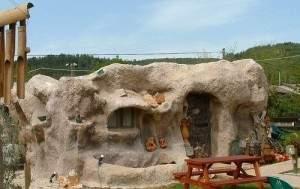 Maison Flintstones