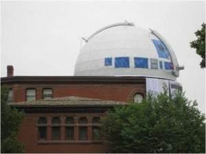 Observatoire R2-D2 géant