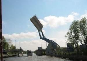 Pont volant
