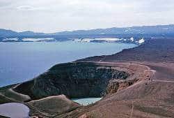 RTEmagicC islande 121.jpg - Les éruptions explosives avec interaction de l'eau et du magma, et leurs produits