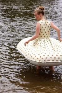 Bateau en robe
