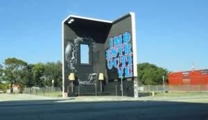 Des oeuvres d'art public