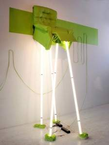 bizarre 224x300 - Les installations monochromatiques
