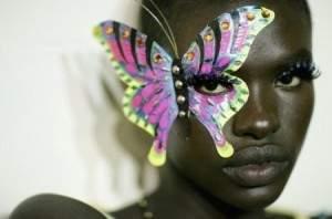Maquillage insolite