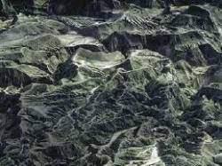 dépôt - Produits pyroclastiques de l'activité volcanique explosive