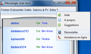 désinstaller Chat Land Messenger1 300x177 - Désinstaller chat Land Messenger