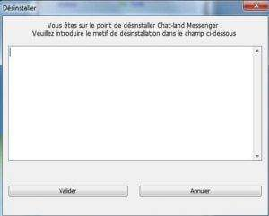 désinstaller Chat Land Messenger12 300x241 - Désinstaller chat Land Messenger