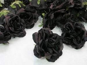 fleur noir 300x225 - Des fleurs noires!
