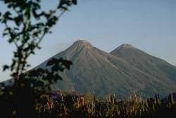fuego - Les volcans en Amériques: Guatemala