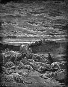 gédéon 235x300 - Quand le mot « Messie » n 'existait pas: L'entrée en Terre promise