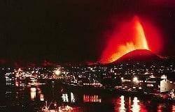 heimaey - Les volcans :Heimaey