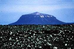 herdubreid - Les volcans en Europe: Islande