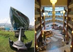 hotél3 300x213 - Architecture d'hôtel en Bateau