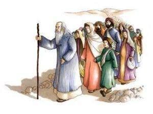image0061 300x225 - Quand le mot « Messie » n 'existait pas: L'Exode