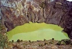 irazu - Les volcans en Amériques: Costa Rica