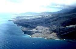 lamington1 - Les volcans en Asie et Océanie: Papouasie-Nouvelle-Guinée