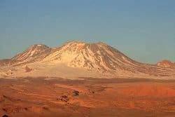 lascar - Les volcans : le Lascar