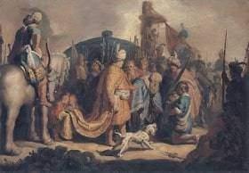 le roi lieutenant de dieu - Dieu, roi suprême d'Israël: Le roi, lieutenant de Dieu