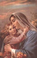 mary mother jesus 2 - Le voile se lève