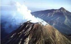 mexique colima - Les volcans en Amériques: Mexique
