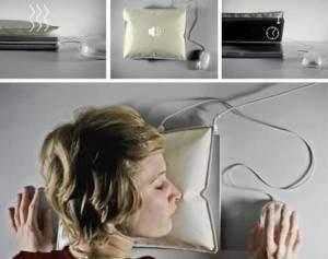 Oreiller USB