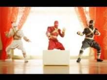 Ninja unboxing