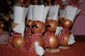 Le festival de l'oignon