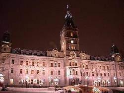 parlement - La ville urbaine