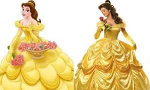 Les princesses de Disney
