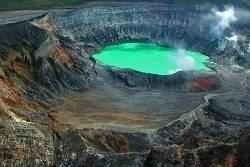 poas - Les volcans en Amériques: Costa Rica