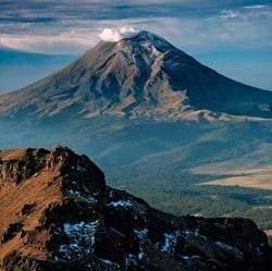 popo - Les volcans en Amériques: Mexique