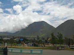 pululagua - Les volcans en Amériques: Equateur