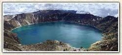 quilotoa1 - Les volcans en Amériques: Equateur