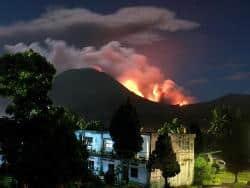 reventador - Les volcans en Amériques: Equateur