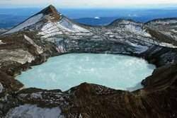 ruapehu - Les volcans en Asie et Océanie: Ruapehu