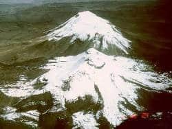 sabancaya - Les volcans en Amériques Pérou
