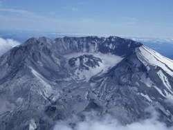sainthelens - Les volcans en Amériques: Cascades - Etats-Unis
