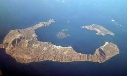 santorin - les volcans en Europe: Grèce
