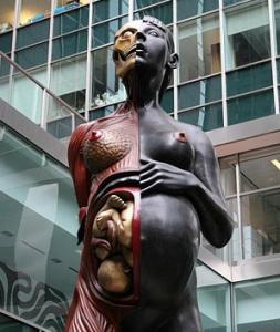 Des statues formidables