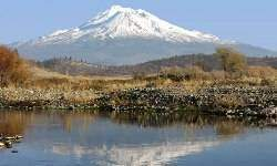 shasta cascade - Les volcans en Amériques: Cascades - Etats-Unis
