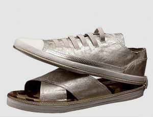C'est une chaussure ou une sandale?