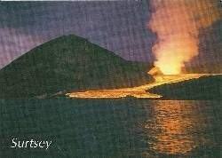 sutrsey - Les volcans en Europe: Islande