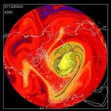 téléchargement - La circulation atmosphérique:La circulation des latitudes tempérées