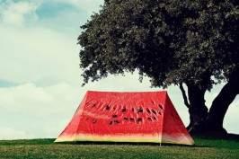 Design original de tentes